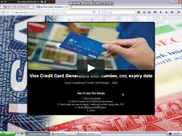 valid credit card numbers with cvv and expiration date cardhack credit card generator