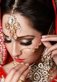 makeup red glittery smokey eyes you beauty beautiful indian bride red eyes stani bridal makeup ideas