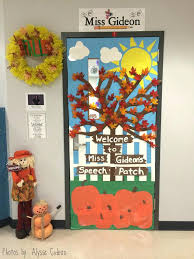 Spring classroom door decorations Display Classroom Fall Door Decoration Fall Themed Speech Room Door Halloween Door Decoration Ideas For Preschool Fall Door Decoration Alislah Fall Door Decoration Fall Door Decoration Ideas Fascinating Spring