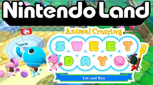 Let's <b>Play</b> Nintendo Land Part 12: <b>Animal</b> Crossing <b>Sweet</b> Day ...