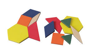 Pattern Blocks Awesome Decorating