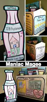 best ideas about maniac magee pete the cat art maniac magee project book in a bottle