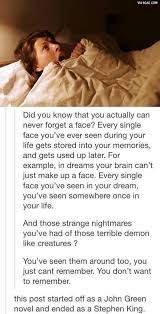 best scary stories ideas scary creepy stories  you can never forget a face tumblr scary storiesfunny