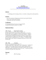 Licensed Counselor Resume Sales Counselor Lewesmr Residential