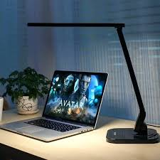 desk with usb port led desk lamp with a charging port led desk lamp usb port