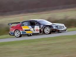 2004 Cadillac CTS-V/GM Racing | Cadillac | SuperCars.net