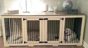 furniture pet crates. Brilliant Crates Built In Dog Crate Custom Crates  Aluminum Cages Throughout Furniture Pet Crates