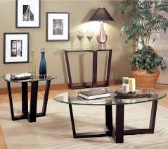 Modern Coffee Table Set Black Coffee Table Sets Offer Sophistication And Mistery Glass