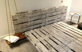 wood pallet bed frame wood pallet bed frame wood pallet bed frame diy
