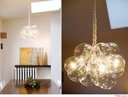 jean pelle bubble chandelier