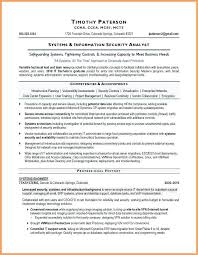 Security Analyst Resume Security Analyst Resume Sample Senior ...