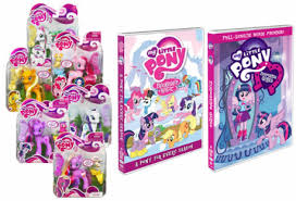 Small Picture RARE Hasbro My Little Pony Toy DVD Printable Coupons