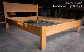 Mountain Mule Hardwoods | Beds With Straight Headboards