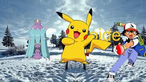 Phim hoạt hình Bắt Pokemon Sun and Moon Tập 1 Mùa đông ấm - YouTube