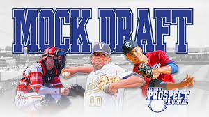 2021 MLB Draft: Mock Draft 5.0 ...