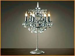 table lamp chandelier style black desk elegant best ideas