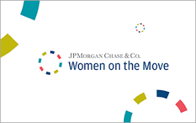women of the move logo