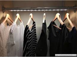 custom works inc quality home s made in the usa hafele closet rods previous next wardrobe rails hafele closet rods rod lighted clothes led