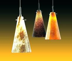 glass blown pendant lighting. Hand Blown Pendant Light Fixtures Art Glass Lights With Lighting Plans 16