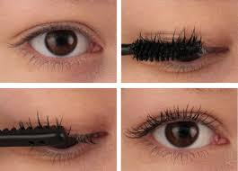 eyelash curler results. how to use a heated lash curler eyelash results f