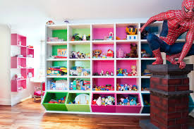 Inhouse Interiors Bespoke Playroom Furniture Toy Storage Homes