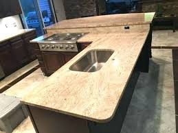 cost for granite countertops installed awesome granite