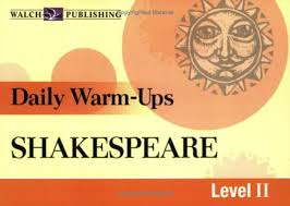 Amazon.com: Daily Warm-Ups Shakespeare (Daily Warm-Ups English ...