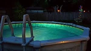 Aqualuminator Ground Pool Light The Pool Factory