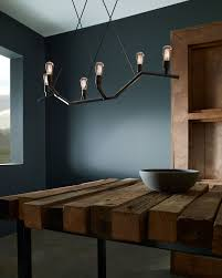 Linear Dining Room Lighting 1000 Images About Dining Room Lighting Ideas On Pinterest Tech