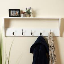 hallway shelves coat racks housecraft