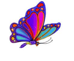 Znalezione obrazy dla zapytania motylki gify