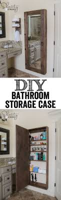 15 organizational ideas for the bathroom tips tricks to help organize every nook