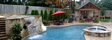 Backyard Designs With Pool And Outdoor Kitchen Amazing Outdoor Kitchens Springdale Fort Smith Outdoor Fire Pits Arkansas