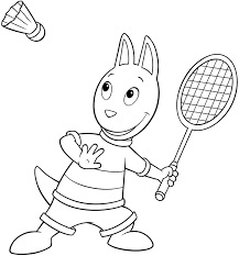 Small Picture Backyardigans Coloring Pages 2 Coloring Pages To Print