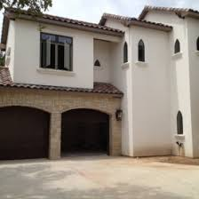 Spanish Style Stucco Home