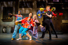 AD) Avenue Q musical review – Thrifty Mumma Thrifty Bubba