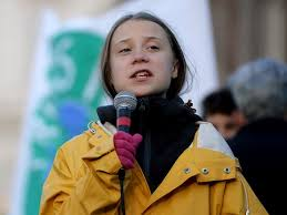 Greta Thunberg Seeks Trademarks to Prevent Commercial Misuse - Bloomberg