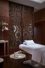 Spa treatment room at The Royal Mansour