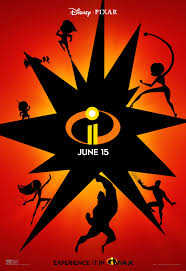 incredibles 2 poster. Modren Incredibles They Also Released A New Poster To Go Along With This Event And Itu0027s Just  As Stylized The Other Posters For Movie Inside Incredibles 2 Poster