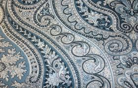 ralph lauren fabrics ashbourne paisley blue interiordecorating com bedding paisleyb