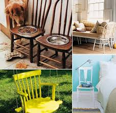 how to reuse old furniture. creative ways to reuse and recycle old chairs how furniture