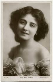 Mary Fraser, actress Date: early 20th century (Print #14287726)