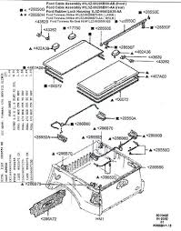 my tonneau cover is leaking ford explorer and ford ranger Ford Sport Trac Parts Diagram Ford Sport Trac Parts Diagram #28 2007 ford sport trac parts diagram