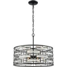 elk lighting lineo 20 6 light clear crystal chandelier in matte black crystal chandeliers chandeliers