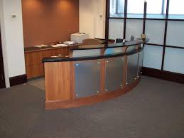 a ofm reception desk curved reception counter by imperial office ideas desk awesome corporate