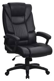black leather office chair. Wonderful Leather Washington Executive Office Chair To Black Leather L