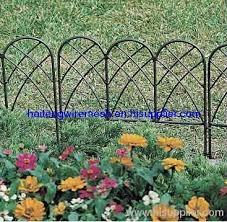 Beautiful Decorative Wire Garden Fencing Vignette Electrical