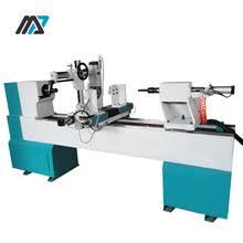 cnc wood lathe. mp1530 cast iron frame double blades single axis cnc wood lathe machin.