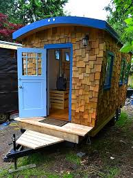 small guest house plans. Beautiful Guest Hornby Island Caravans Intended Small Guest House Plans