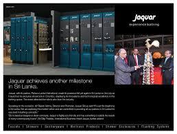 Jaquar Achieves Another Milestone In Sri Lanka - Jaguar bathroom